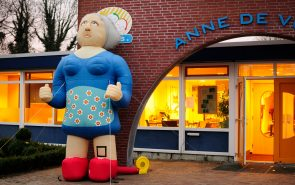 annemarie school sarah pop