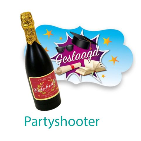 champagnefles partyshooter